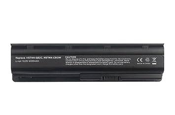 Batería de Repuesto HSTNN-Q61C HSTNN-Q62C MU06 MU09 para HP G32 G42 G62 G72/ Compaq ...