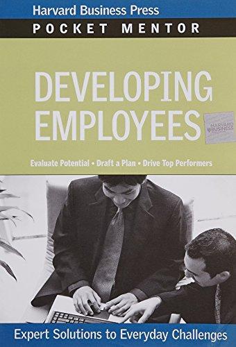 Developing Employees (Pocket Mentors)