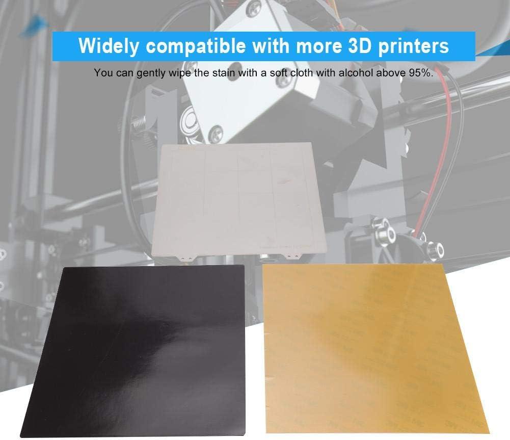 Plataforma de Cama calefactada para Impresora 3D Placa de Acero de ...