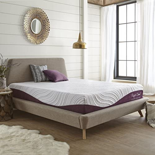 picture of Perfect Cloud Lavender Bliss 10-inch Memory Foam Mattress (Queen
