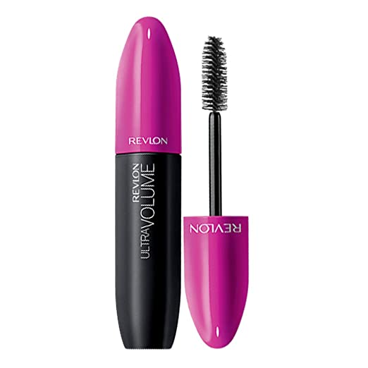 Revlon Ultra Volume Mascara - Waterproof, Blackest Black, 0.28 fl oz best waterproof mascara