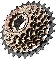 Freewheel 7 Speed, Bike Freewheel Set,Bicycle Freewheel Cassette Sprocket 7 Speed Mountain Bike Replacement Ac