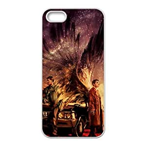 Enormous eagle handsome men Cell Phone Case for iPhone 5S