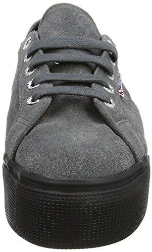 F28 Grigio Sneaker Donna 2790 Stone Grey Suew Superga 7vqzxFp