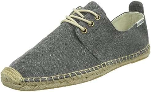 Soludos Men's Derby Lace-up Sandal