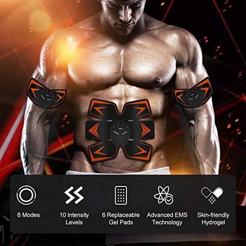 Bud K Home Gym Belt,Fitness Tráining Gear Workout Exercise Equipment for Men & Women 4