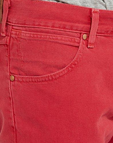 Rosso jester Uomo Red Larston Pantaloni Wrangler 7v gq1tx