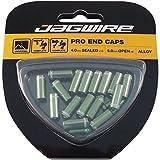 Jagwire End Cap Hop-Up Kit, Cash Green