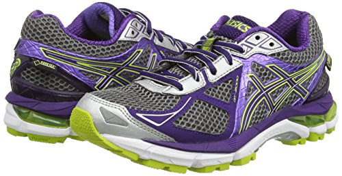 3 2000 Tx Gt Black Purple Running G Women's Charcoal Asics 9736 Lime Deep Shoes EB5S1qwT