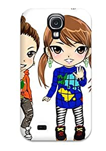 Case For Galaxy S4 With Nice Chibi Appearance