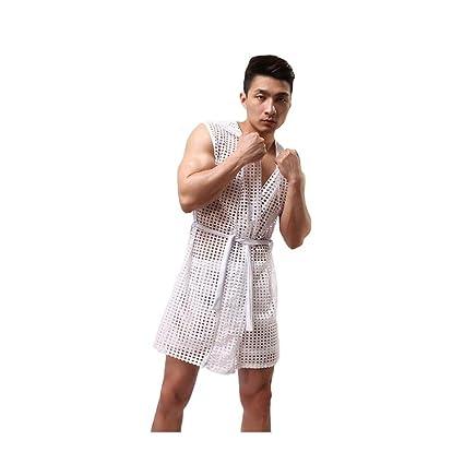 maschi accappatoi pigiama costume da bagno toga Fare il bagno sauna ...