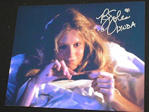 (PJ SOLES Signed 8x10 Photo Lynda Halloween Autograph)