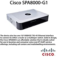 Cisco SPA8000 Analog Telephone Adapter Gateway