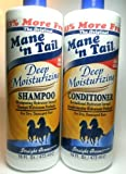 Mane n tail moisturizing shampoo and conditioner combo set