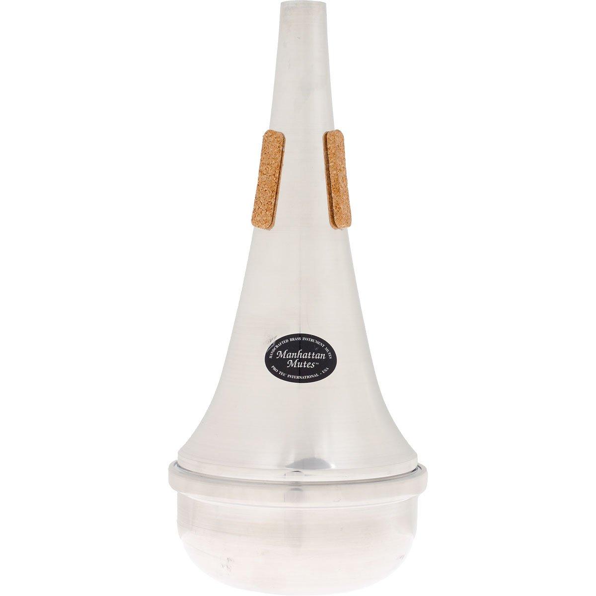 Manhattan Tenor Trombone Straight Mute, Aluminum