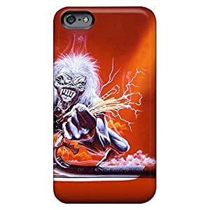Cases phone carrying cases Scratch-proof Protection Cases Covers Popular iphone 5c - iron maiden