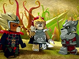amazoncom watch lego legends of chima the complete