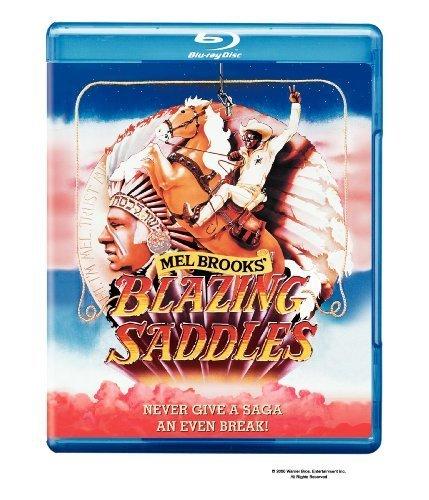 Blazing Saddles [Blu-ray] by Warner Home - Saddle Warehouse