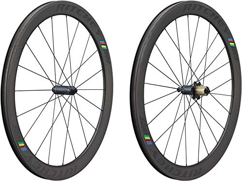 Ritchey WCS Apex 50 Carbon Tubeless Road and Cyclocross Wheelset - 700c, 50mm Rim Depth, Tubeless Ready Clincher