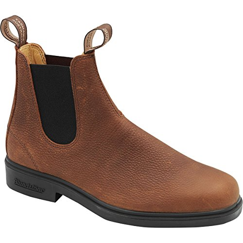 Blundstone Dress Series Boot - Men's Grizzly Brown, US 13.0/UK (Blundstone Dress Boot)