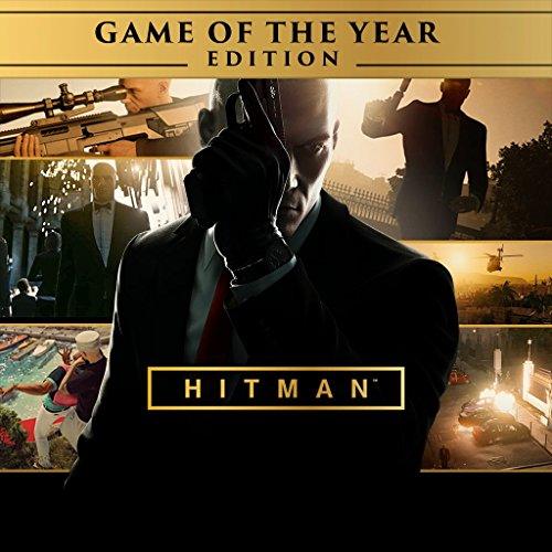 HITMAN - GAME OF THE YEAR EDITION - PS4 [Digital Code] by IO Interactive A/S