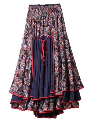 Wood Bead Maxi Dress - 1