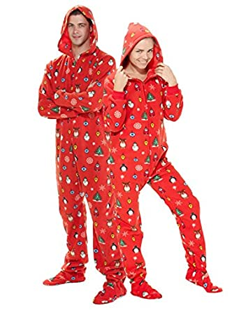 Our extensive collection of Adult Christmas Pajamas in a wide variety of styles allow you to wear your passion around the house. Turn your interests, causes or fan favorites into a killer comfy pajama set.