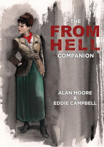 The From Hell Companion por Alan Moore
