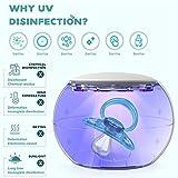 Pacifier Sterilizing Box,Uniharpa Portable