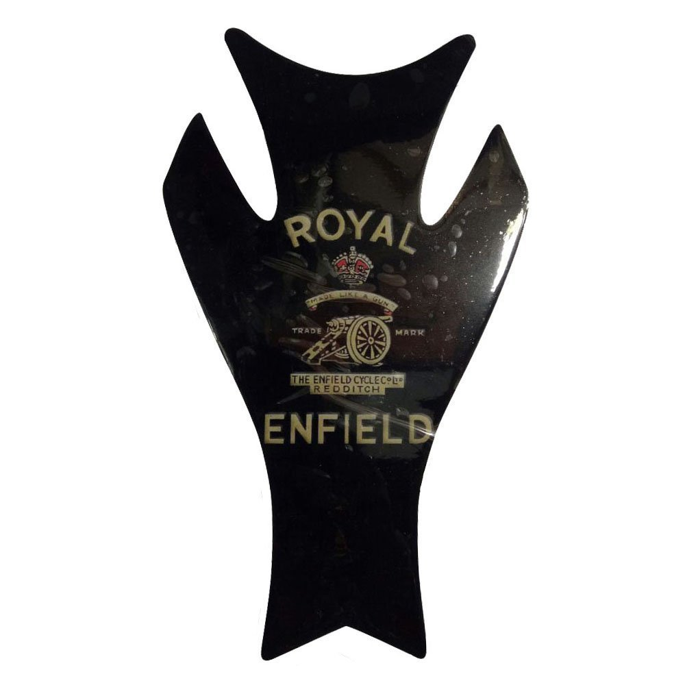 Customized Enfield Bullet Tank Pad Tank Sticker Protector Pad For Royal Enfield With FAST DELIVERY