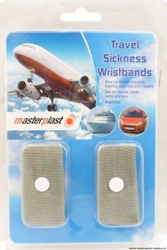 Travel Sickness Bands, Morning Sickness, Nausea,Nei-Kuan, Masterplast by NA by Masterplast