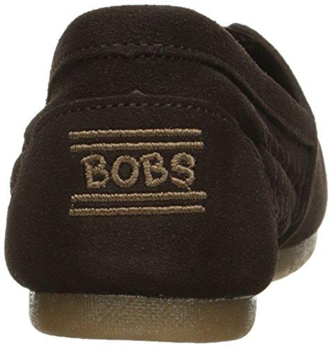 Skechers Bob Dal Cioccolato Piatto Donne Luxe Bob-boho Corona Balletto