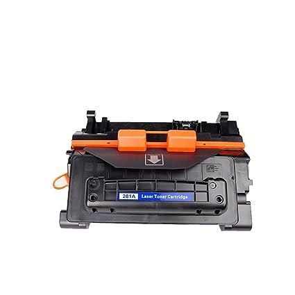 Cartucho de tóner para impresora láser, apto para Hpcf281a ...