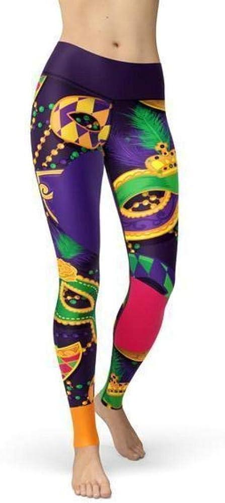 Billy Austins Beverly Mardi Gras Legging