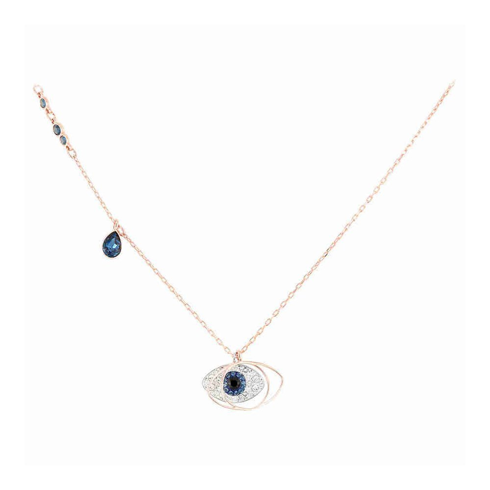 Swarovski Duo Evil Eye Pendant by Swarovski