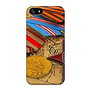 New Design Shatterproof Case For Iphone 5/5s (medalsofhonor) by mcsharks