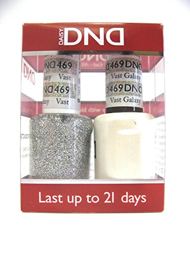 DND *Duo Gel*  Glitter Set 469 - Vast Galaxy