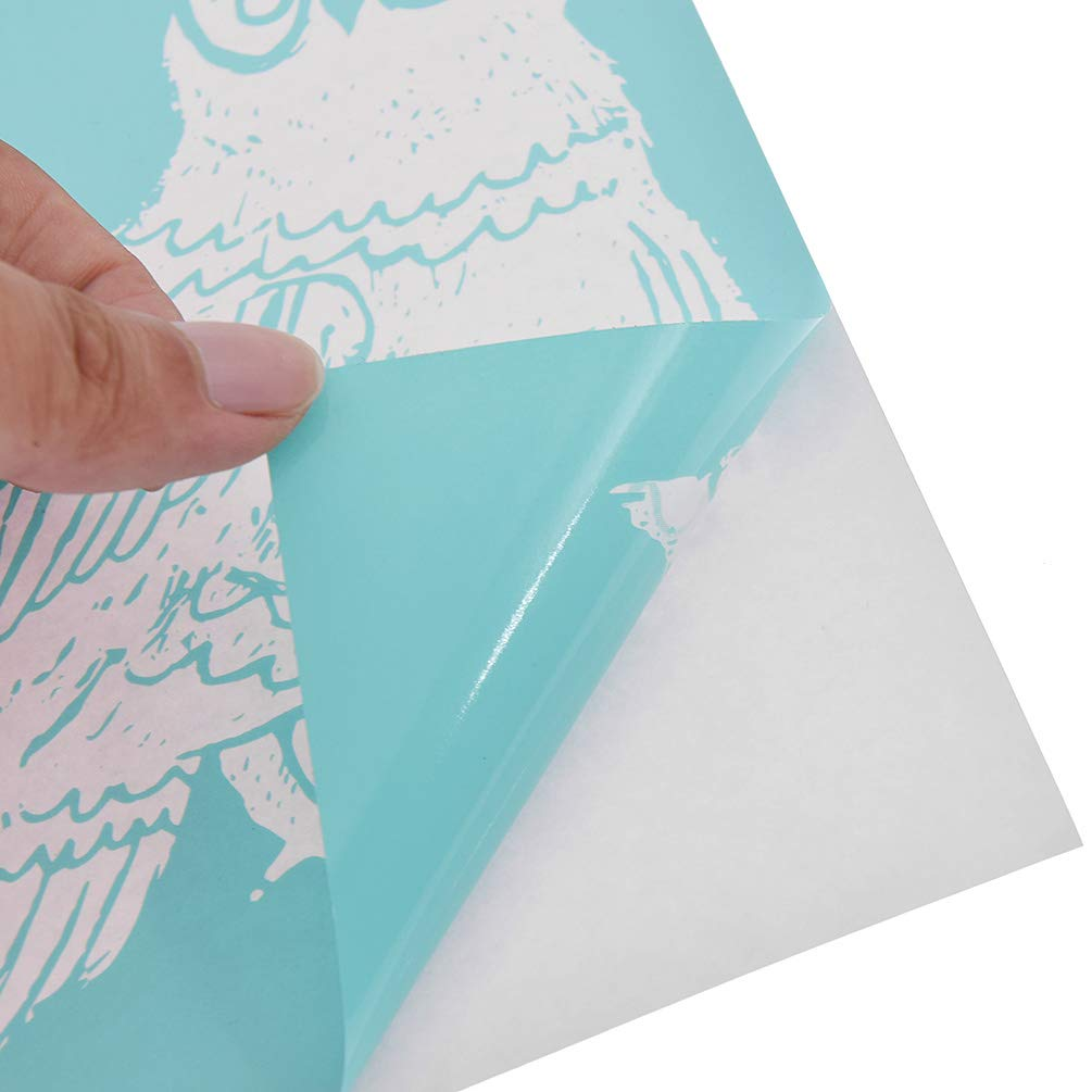 and Home Decoration CHZIMADE Christmas Theme Self-Adhesive Silk Screen Stencil Printing Mesh Transfers for Bag Paper T-Shirts