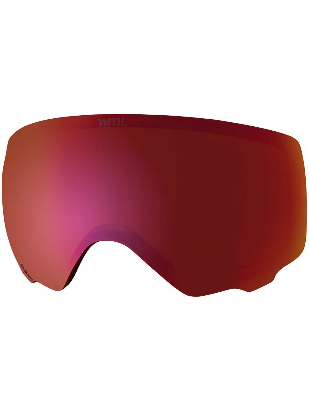 Anon WM1 Snow Goggle Replacement Lens Sonar Infraed 57% VLT + Case by Anon
