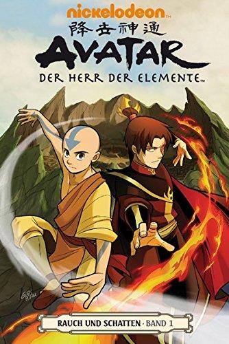 Avatar: Der Herr der Elemente 11: Rauch und Schatten 1 Taschenbuch – 9. November 2015 Gene Luen Yang Gurihiru Jacqueline Stumpf Cross Cult
