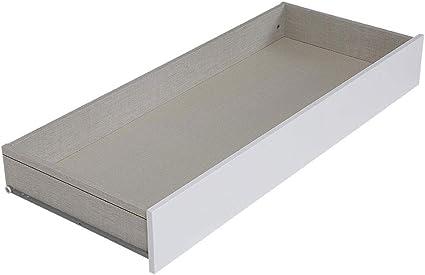 Micuna CP949/Tiroir de luxe pour lit de b/éb/é Blanc//blanc cass/é