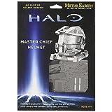 Fascinations Metal Earth Halo Master Chief Helmet 3D Metal Model Kit