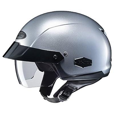 HJC IS-Cruiser Half-Shell Motorcycle Riding Helmet from HJC