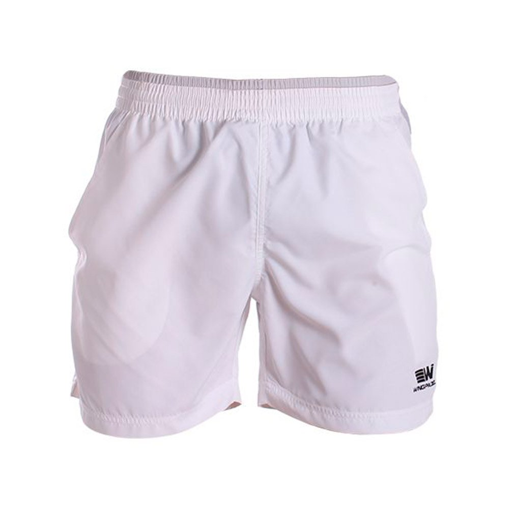 WINGPADEL Pantalon Corto Omega Blanco: Amazon.es: Deportes y aire ...