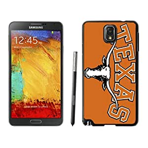 Designer Samsung Galaxy Note 3 Cover Ncaa Big 12 Conference Texas Longhorns 12 Hot Phone Case by runtopwell