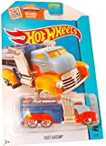 2015 Hot Wheels Treasure Hunt Fast Gassin - HW City 7/250