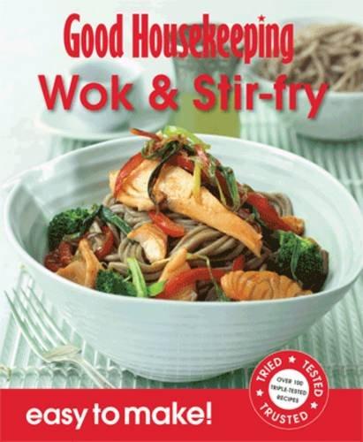Easy to Make! Wok & Stir Fry