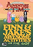 Finn and Jake's Awesome Activities on the Go, Jake Black, 0843173416