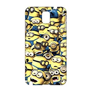 Evil-Store Minions 3D Phone Case for Samsung Galaxy Note3