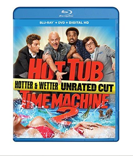 Hot Tub Time Machine 2 [Blu-ray]